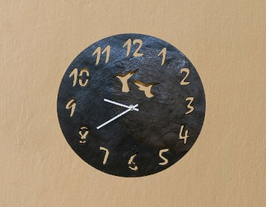 Nástěnné hodiny 001